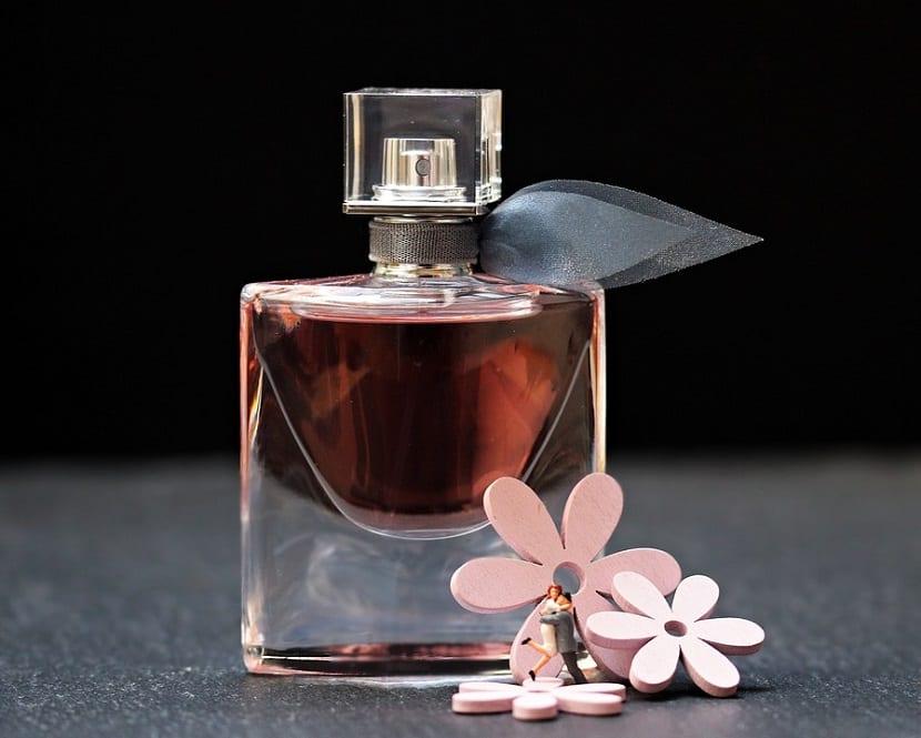 Trucos con perfume