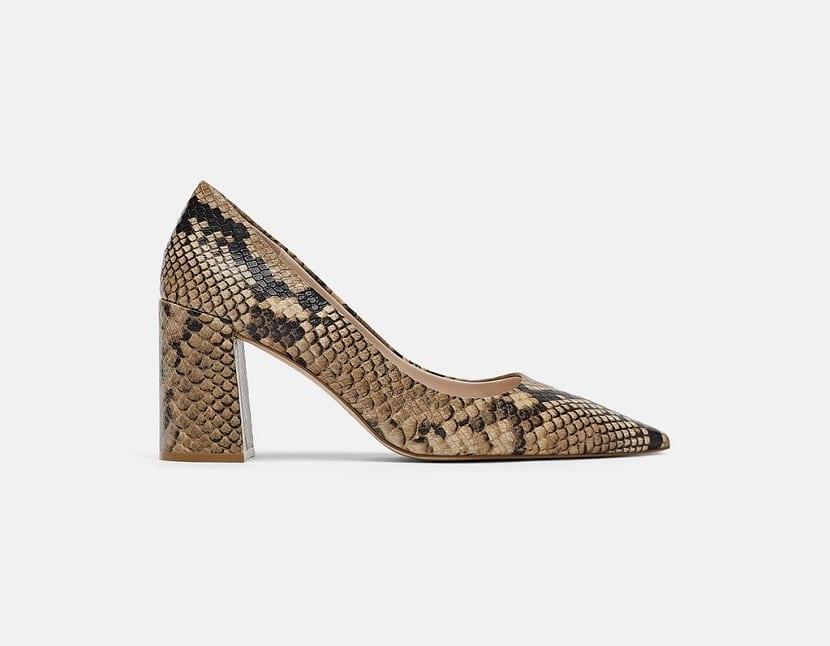 Zapatos de corte salón