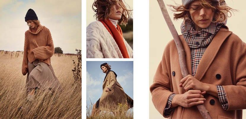 Zara presenta Cozy Feeling, una editorial muy cálida