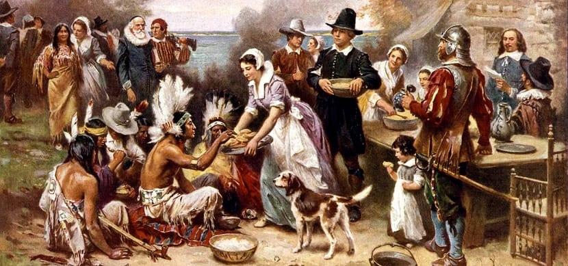 Origen de Acción de Gracias