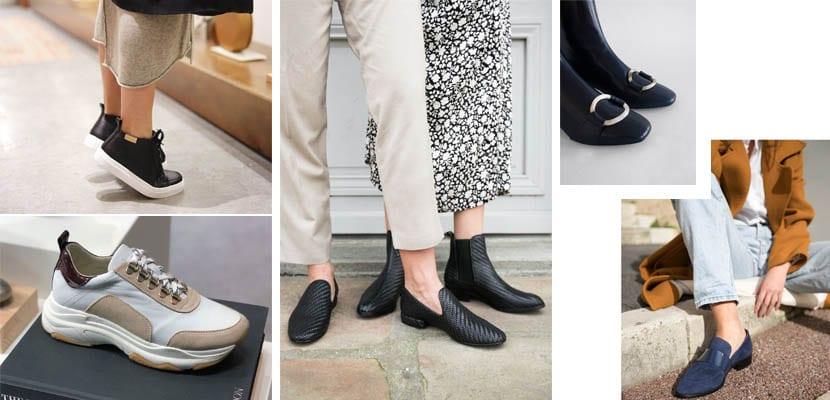 Colección de calzado otoño-invierno Mint & Rose
