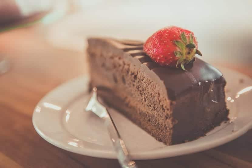 El chocolate nos hace felices