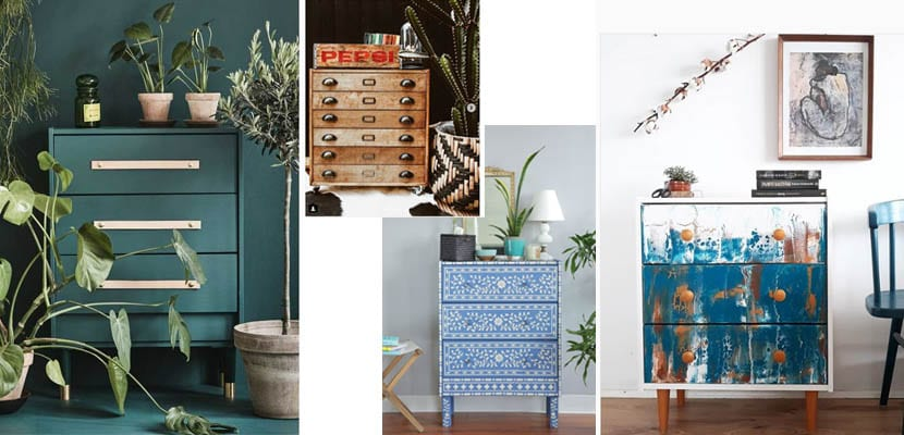 Ikea Rast como mueble auxiliar