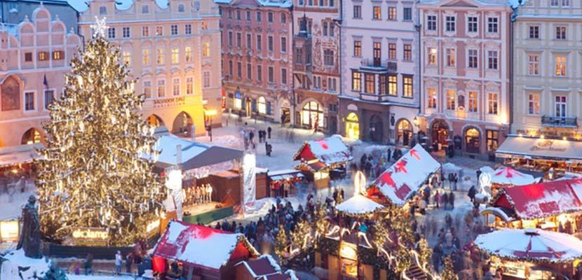 Navidad en ciudades