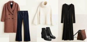 Outfits básicos otoño/invierno 2018