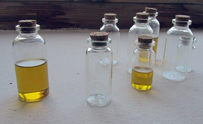 Propiedades del aceite de menta