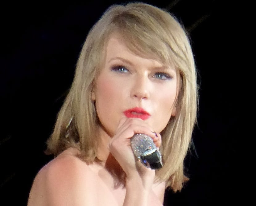 Media melena Taylor Swift