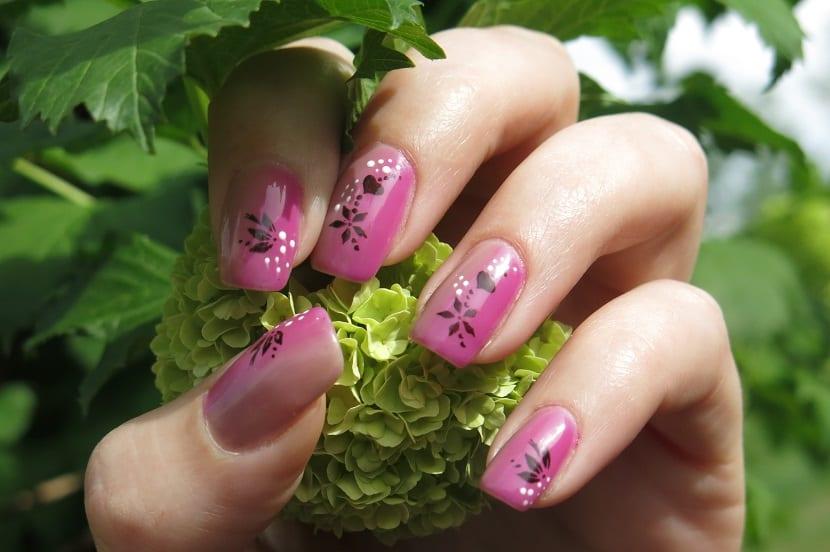hacer crecer las uñas