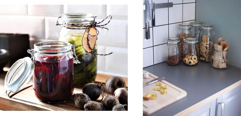 Bote hermético Korken, Ikea