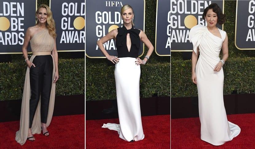 las mejor vestidas de los globos de oro