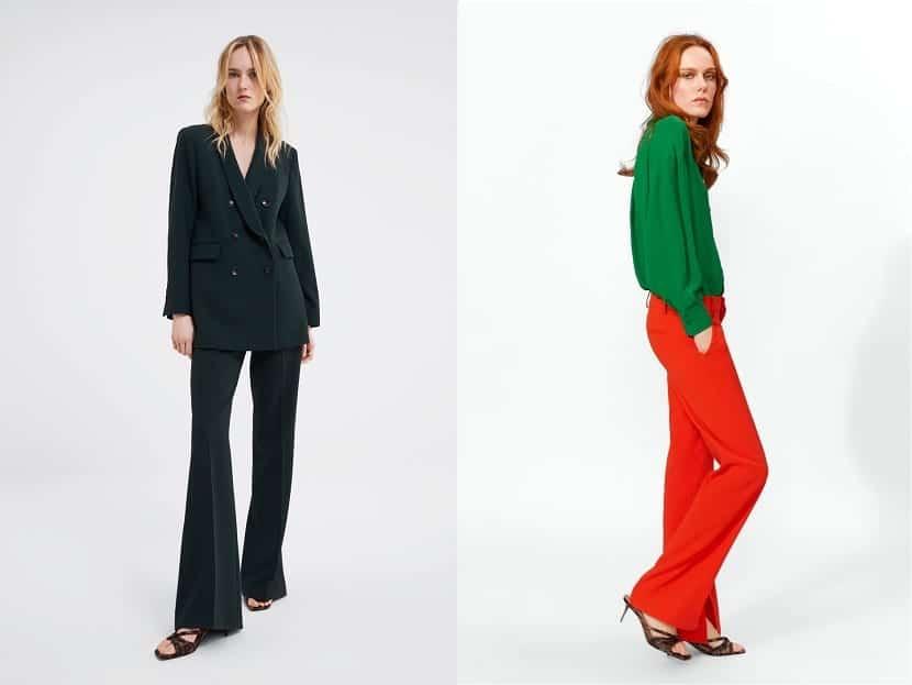 Pantalones de moda 80