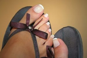 Trucos para cuidar las uñas de los pies