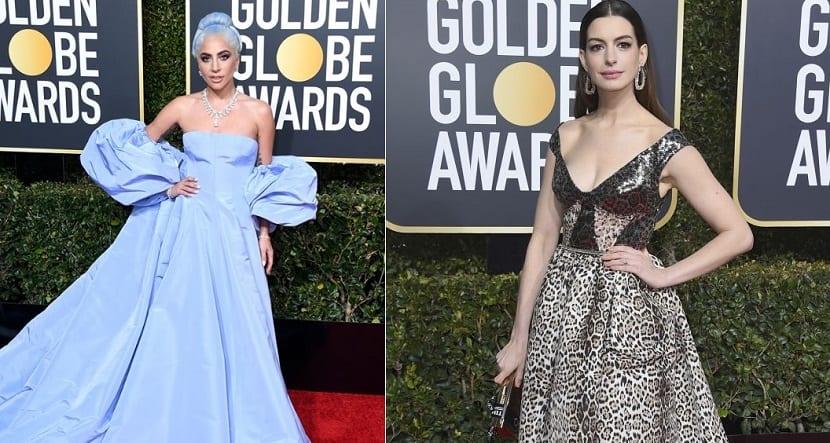 Vestidos de las famosas globos de oro 2019