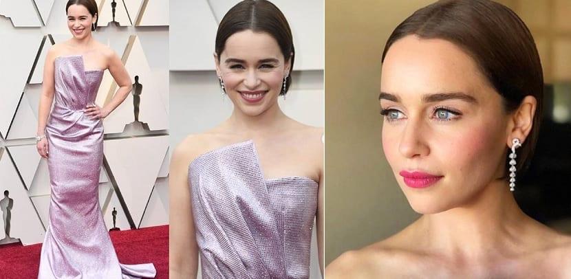 Emilia Clarke Premios Óscar