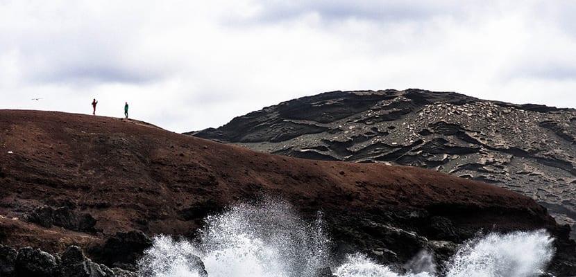 Lanzarote en febrero