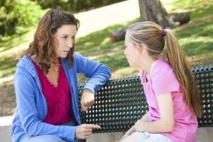enseñar cosas a los hijos