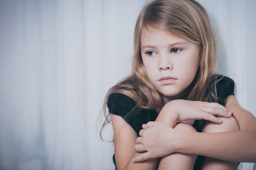 nena que se resiste a los cambios