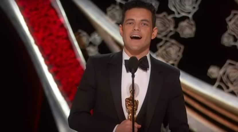 Rami Malek premios Óscar