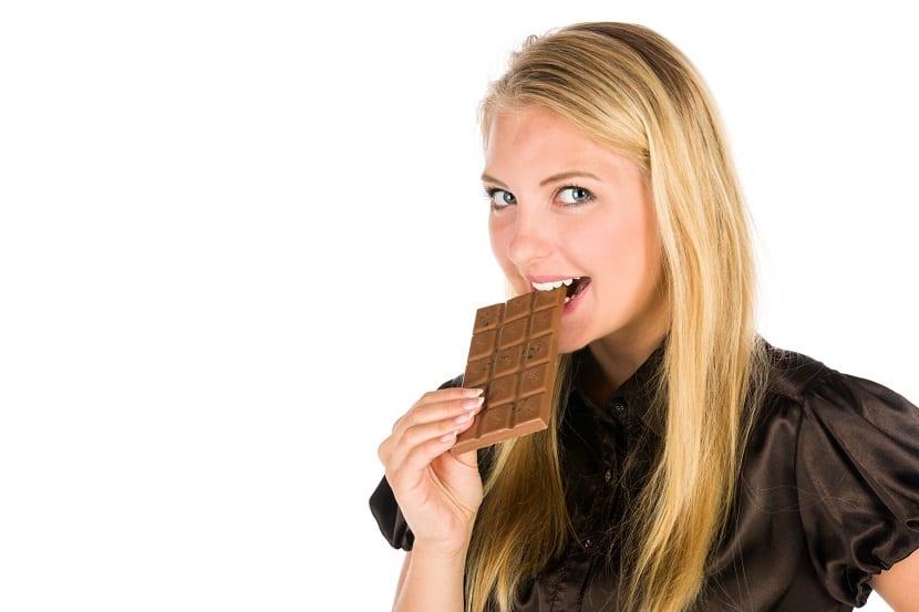Beneficios del chocolate para el pelo