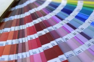 Combinaciones de color en moda