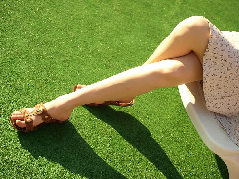 Consejos para depilar piernas