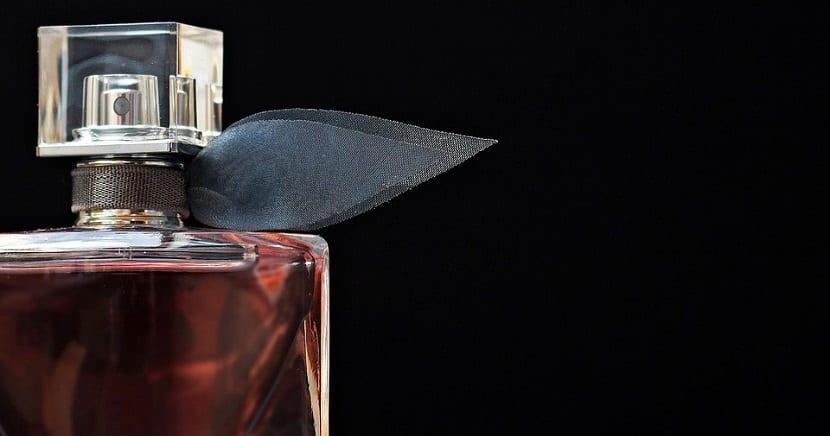 Eliminar exceso de perfume