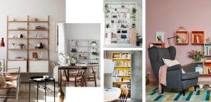Estanterías de Ikea: