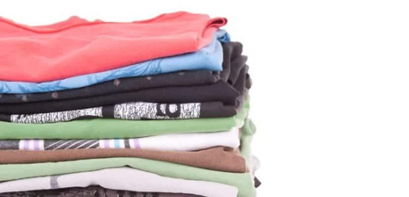 Doblar la ropa