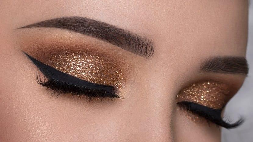 Maquillaje  look de día y de noche