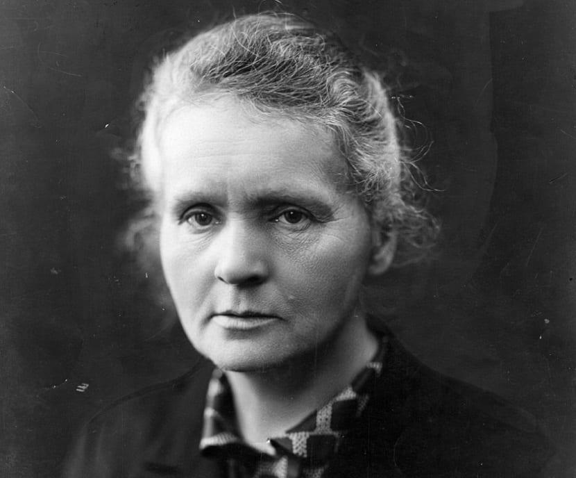 Marie Curie una de las mujeres más influyentes