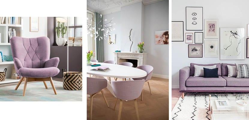 Muebles malva