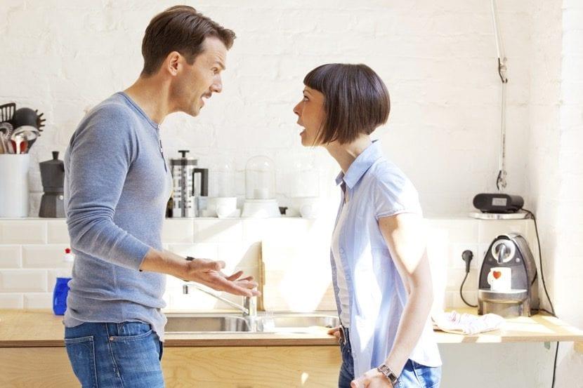 problemas de pareja que afectan a la familia