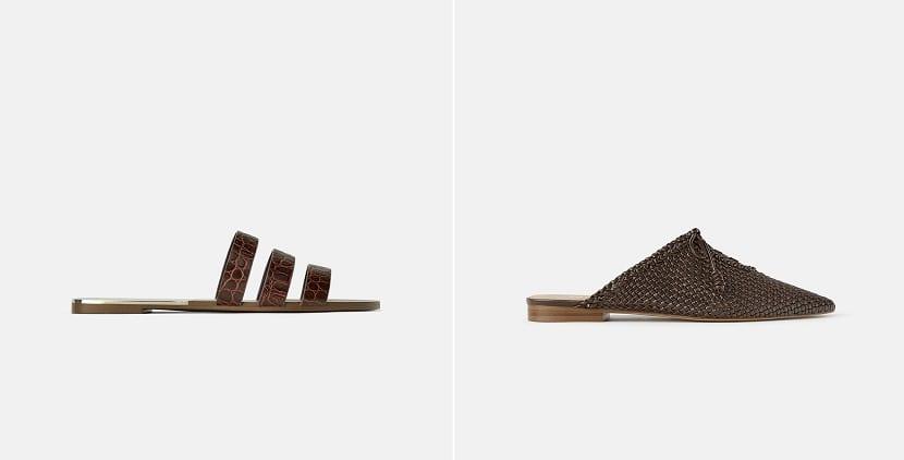 Zapatos sin tacón para primavera