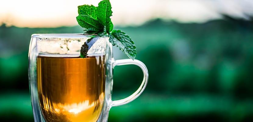 Infusiones de té