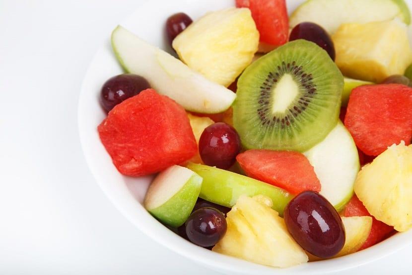 Combinar fruta