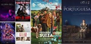 Películas de estreno