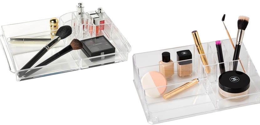 Organizador cajón cosmética