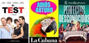 Obras de teatro: comedias