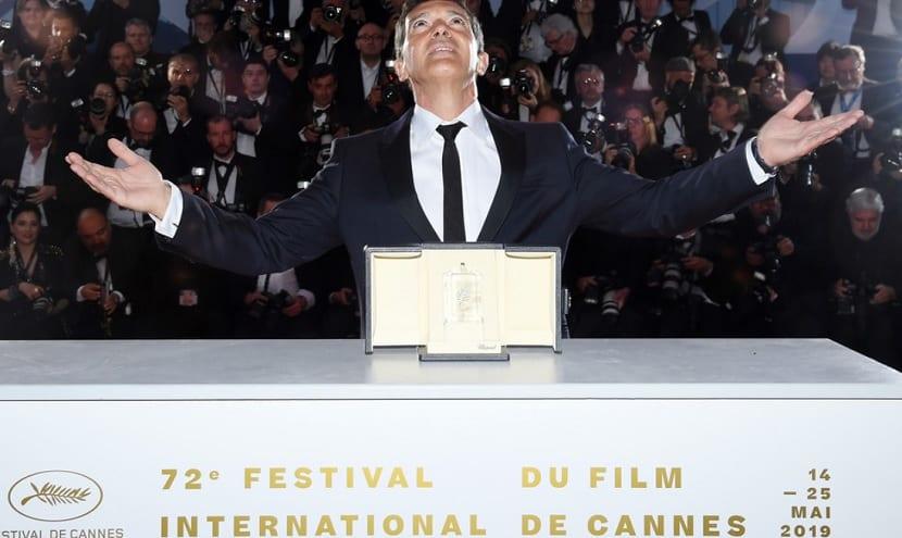 Festival de Cannes Antonio Banderas
