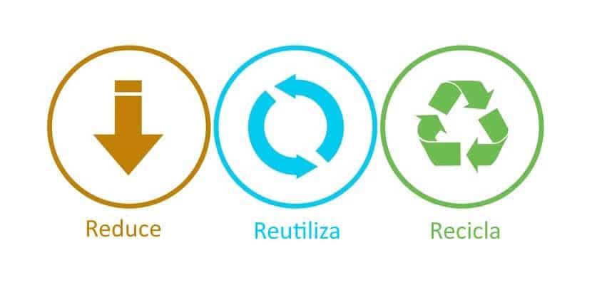 Reduce,reutiliza,recicla