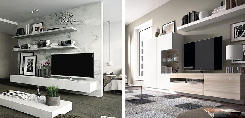 Muebles minimaliistas