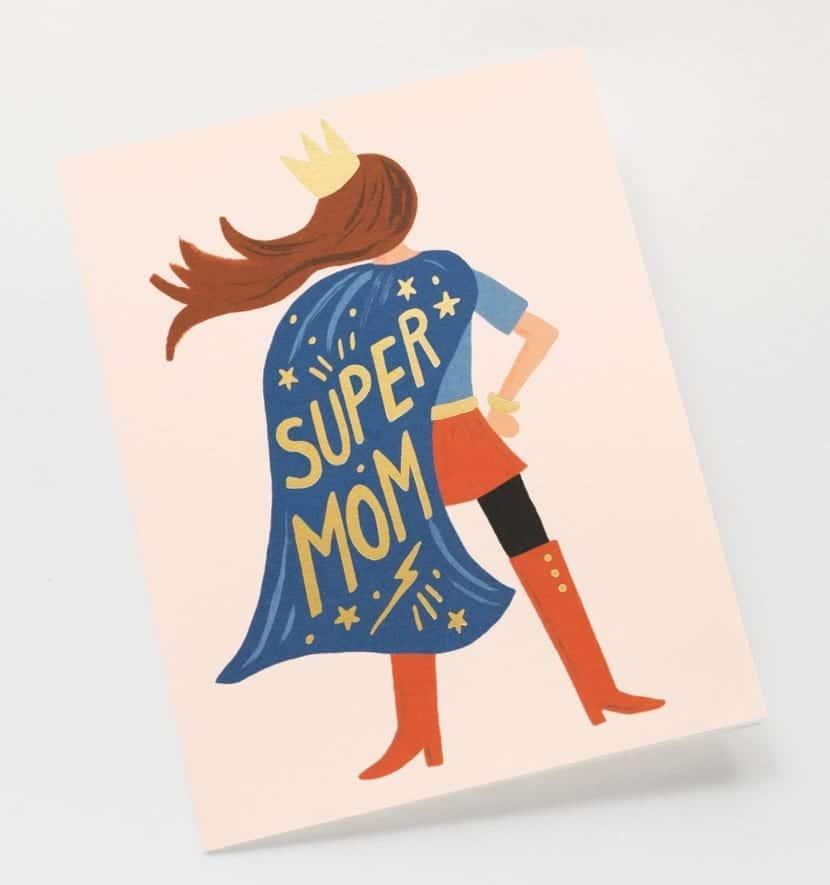 superwoman y supermama
