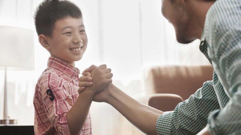 nene con tdah que toma buenas decisiones