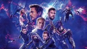 """""""Vengadores: Endgame"""" la película"""