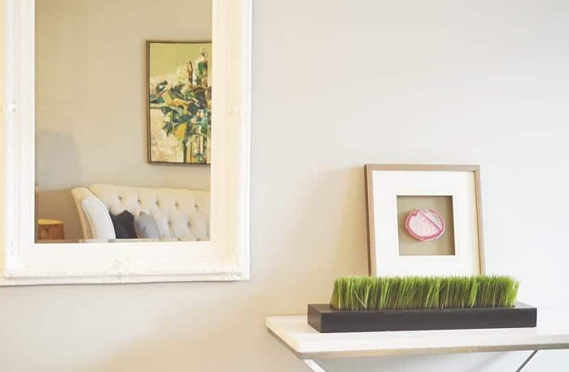 Ventajas de decorar con espejos