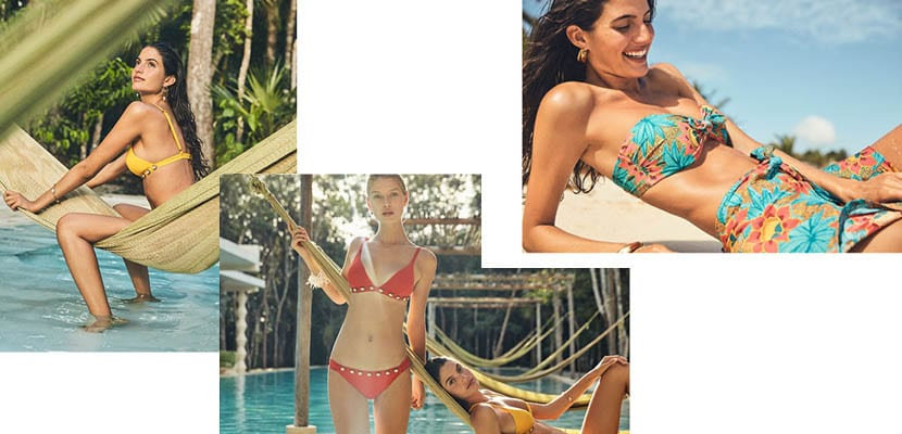 Women'secret playa: bañadores y bikinis