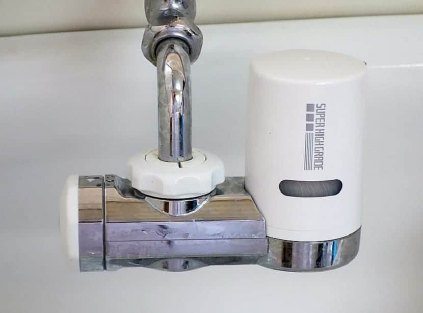 filtro para grifo