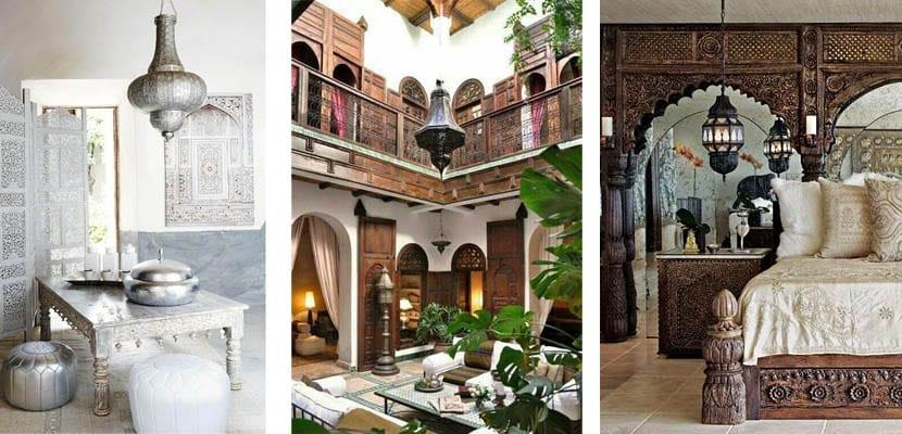 Interiores arabes