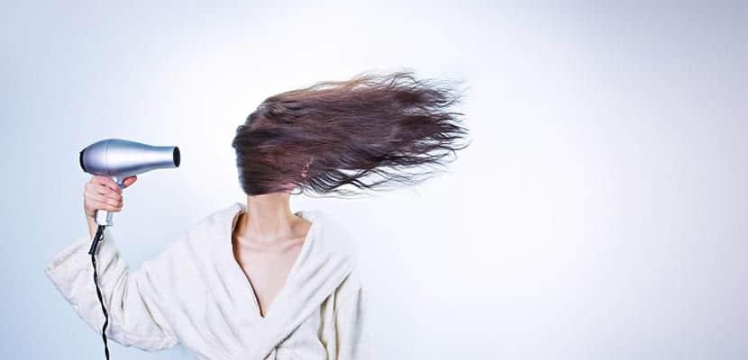 Secador de cabello