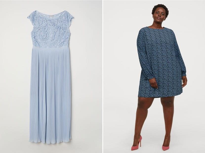 Vestidos largos y cortos H&M